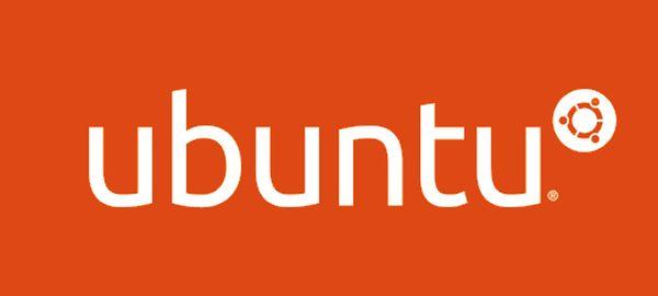 Linuxの無料のディストリビューションの1つubuntuのロゴ