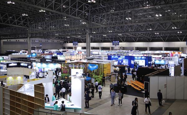 2019年秋に幕張で開催されたAI・業務自動化展