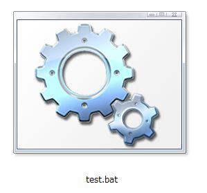 sikulixはバッチファイルで実行することが可能