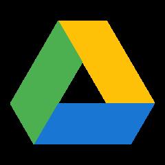 Google Driveのアイコン