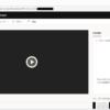 マイクロソフトStream上で表示されるTeams会議の録画ビデオ