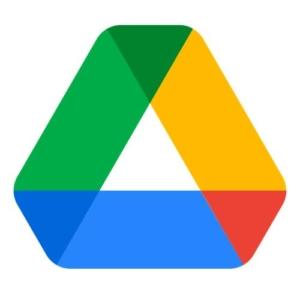 GoogleドライブのGoogle Workplace移行後のアイコン