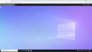 60日間の無料トライアルで、Windows365をブラウザで利用
